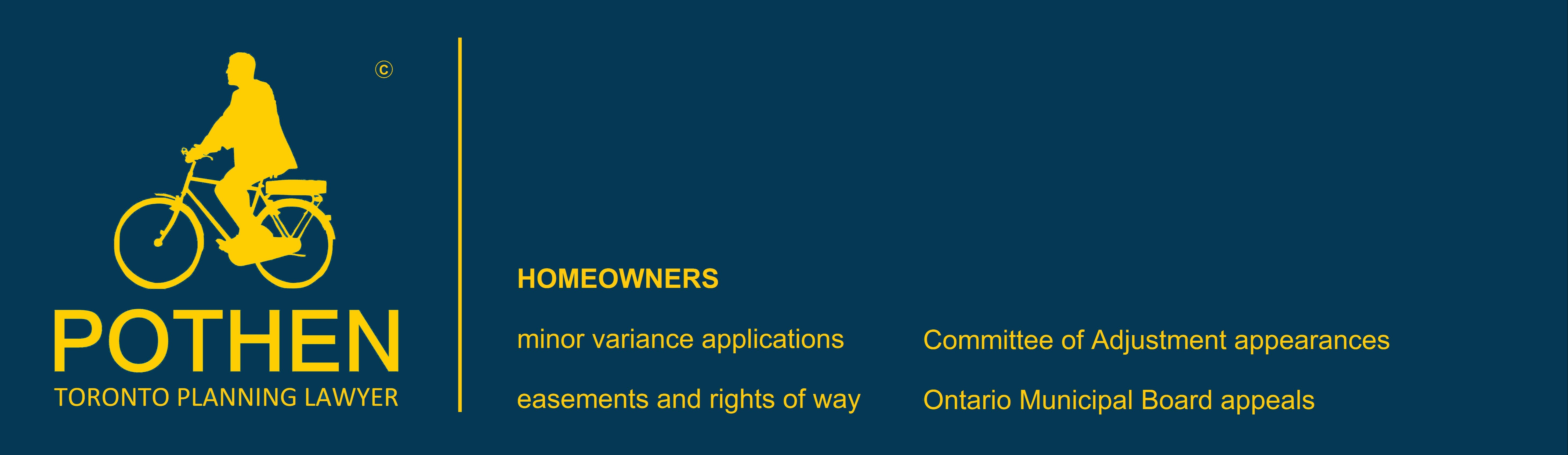 Pothen Toronto Planning Lawyer Homeowners Whether You Are A Homeowner Or Builder If Considering Expanding Rebuilding Extending Renovating Your Existing Home Should Start By Consulting